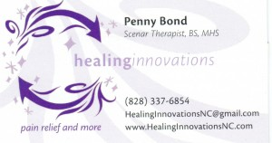 Healing Innovations 2015