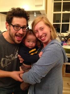 Zi, Jana & Seth 12-14-14